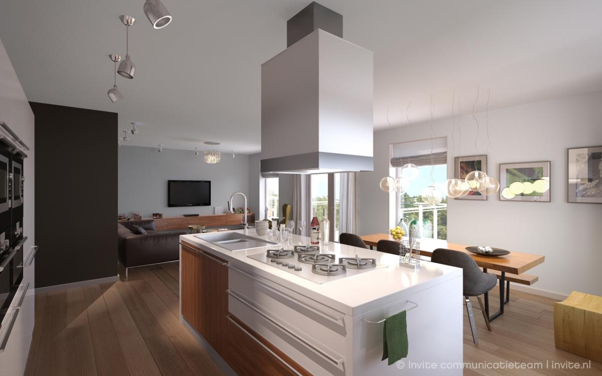 Appartementencomplex MiPatio Leeuwarden